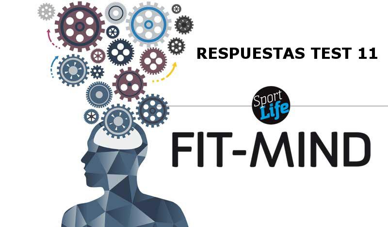 Fit-Mind: respuestas undécimo test