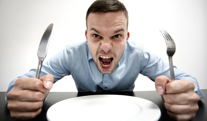 ¿Cómo funciona la sensación de hambre?