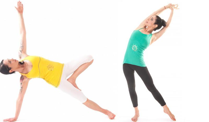 YogaEssential, una nueva marca de ropa de yoga