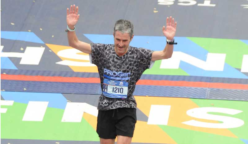 Martín Fiz asalta el maratón de Berlín