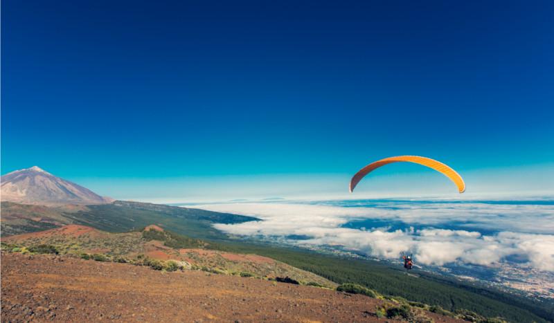 Tenerife, deporte sin límites