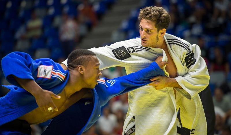 Cursos para judokas que evolucionan