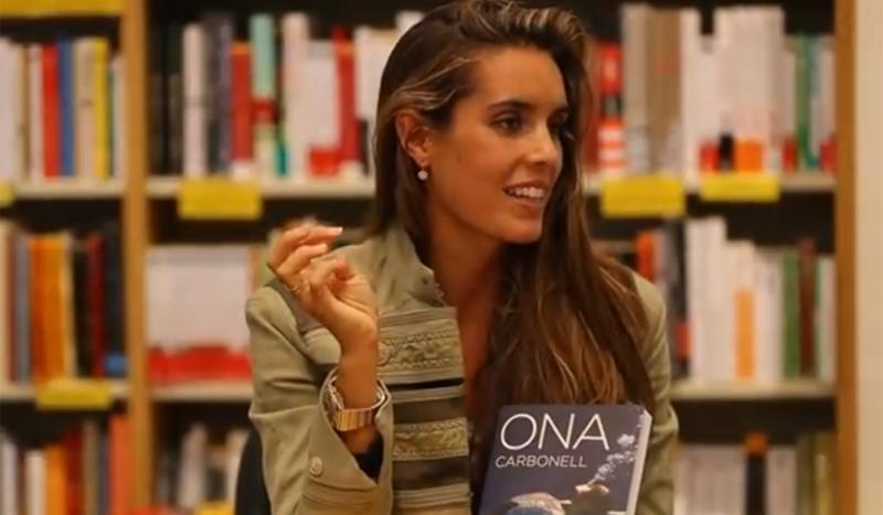 Tres minutos, 40 segundos con Ona Carbonell
