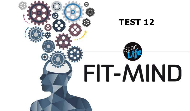 Tu mente en forma con el duodécimo test de Fit-Mind