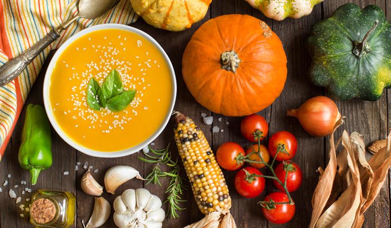 ¿Qué alimentos no me pueden faltar este otoño?