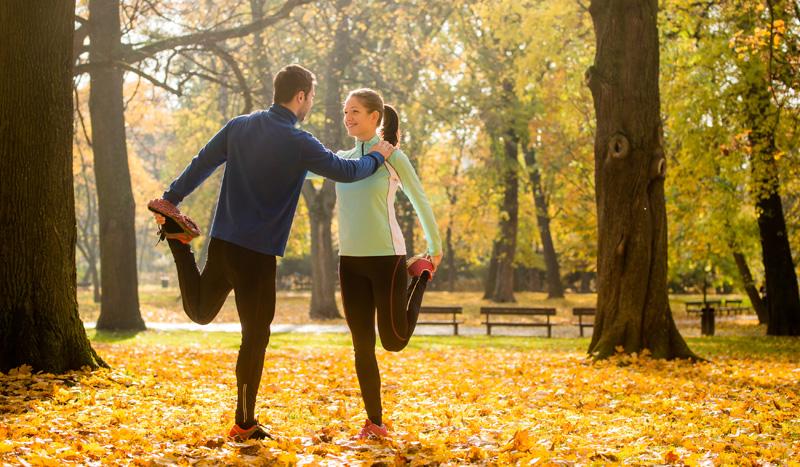 5 claves para para la salud del deportista en otoño