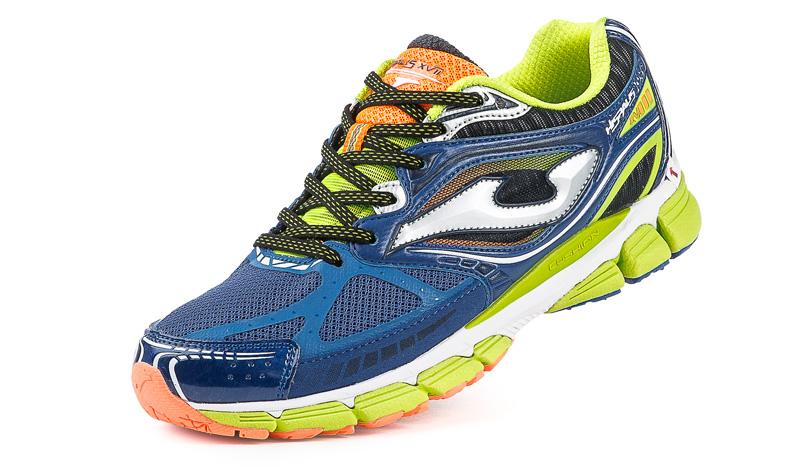 Las nuevas zapatillas Joma Hispalis para correr este otoño invierno