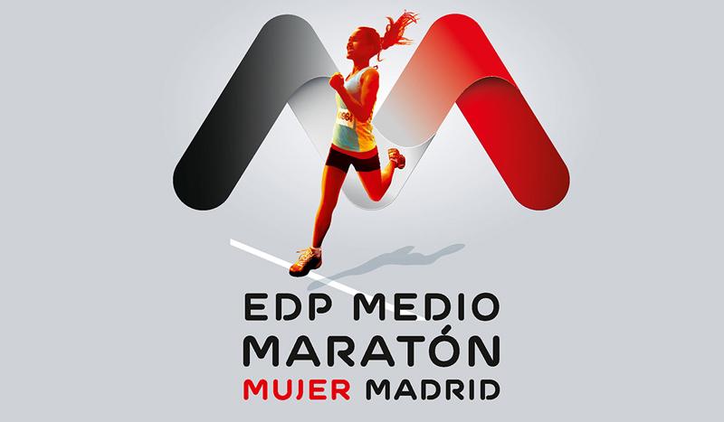 25 dorsales gratis para el EDP Medio Maratón de la Mujer