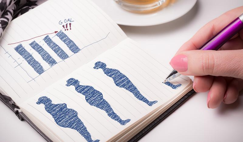 10 claves para adelgazar y no volver a recuperar los kilos