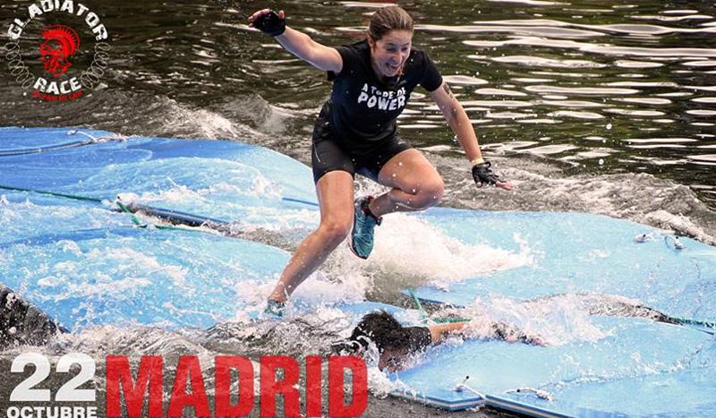Una carrera para gladiadores... ¡En Madrid!