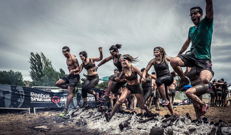 ¿Tu primera carrera de obstáculos? ¡Supérala y hazte finisher!
