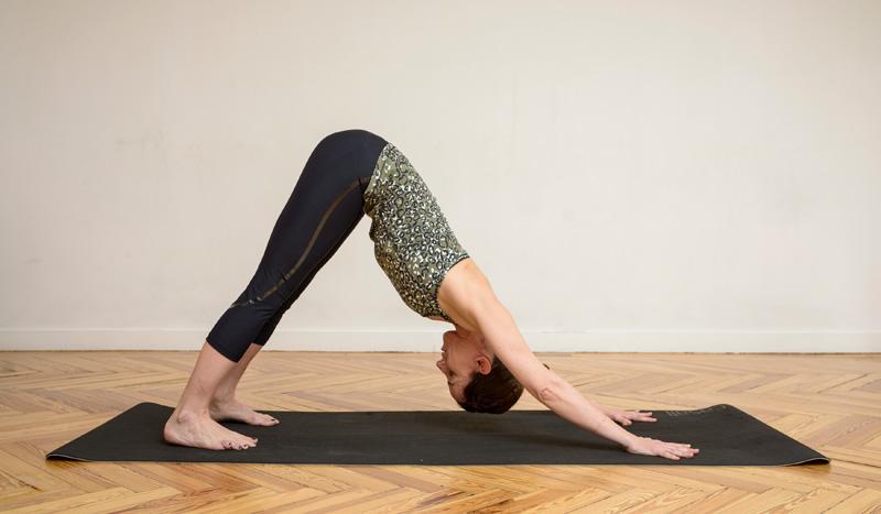 Yoga para cuidar tu espalda