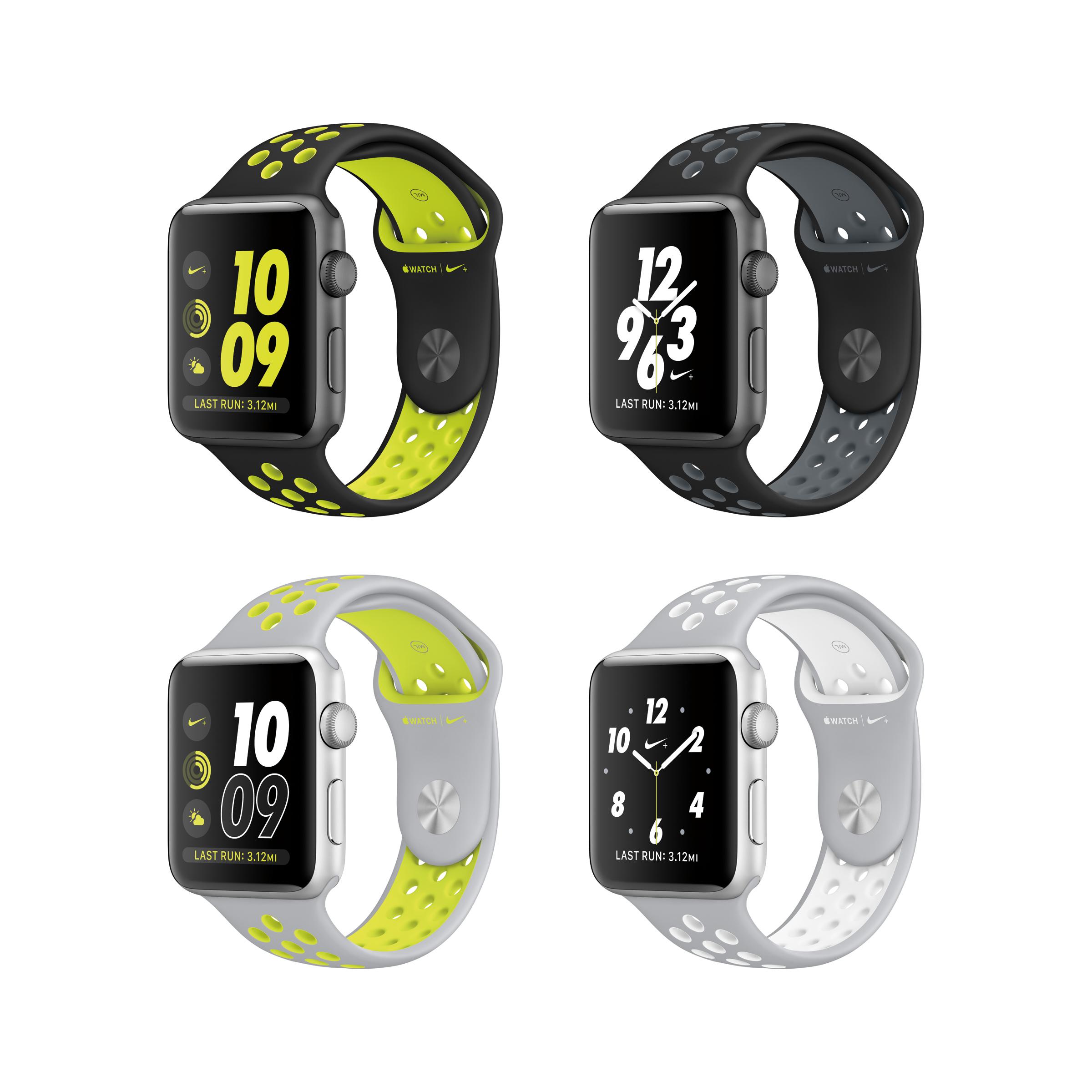 Llega por fin el nuevo Apple Watch Nike +