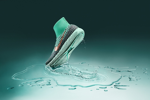 Las Nike Flyknit que aguantan el frío