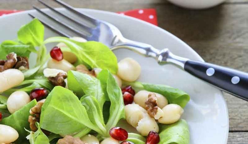 Recetas saludables: ¡ensaladas de temporada para deportistas!