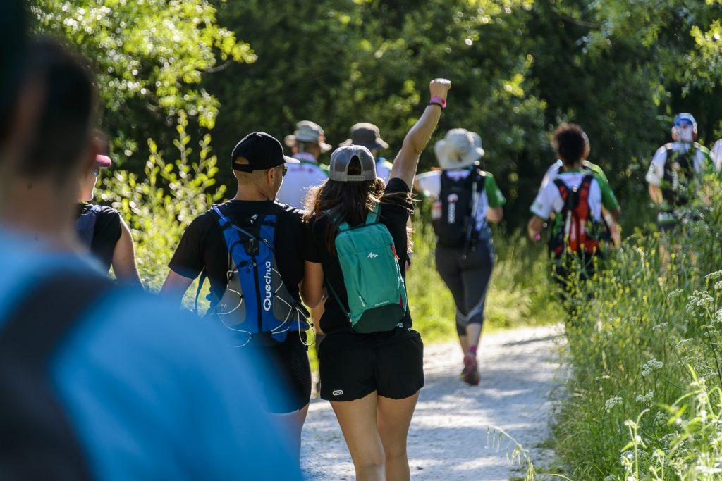El Oxfam Intermon Trailwalker también en Euskadi