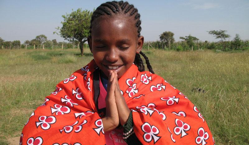 Saludo al sol contra la violencia sobre la mujer