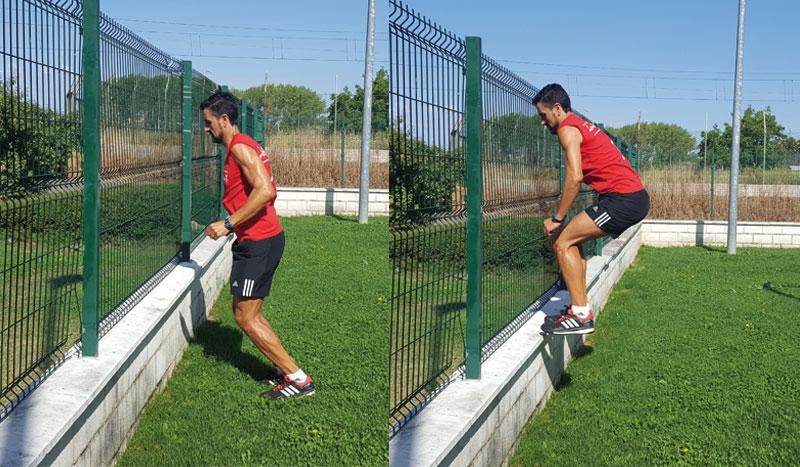3 ejercicios de multisaltos para corredores