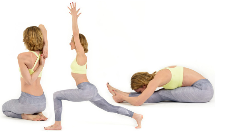 Cinco posturas de yoga para prevenir lesiones