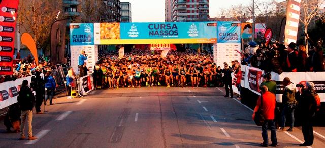 Asegura tu plaza para correr en Nochevieja en Barcelona