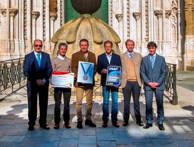 El Zurich Maratón de Sevilla ya es de plata