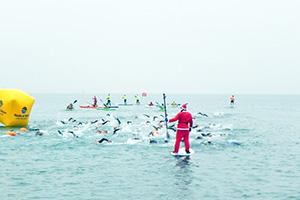 La San Silvestre de los nadadores