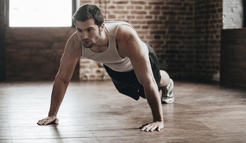 Microsesiones de fuerza para ganar músculo y perder grasa