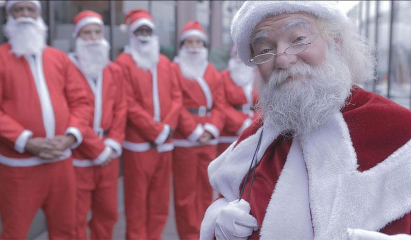 Únete al equipo de runners de Papá Noel