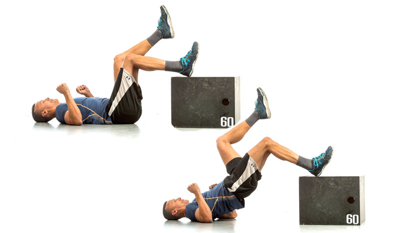5 minutos para ganar músculo y perder grasa: ejercicios para tren inferior