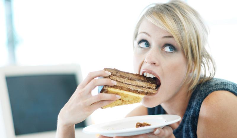 Un truco para comer menos cuando el cerebro pide energía