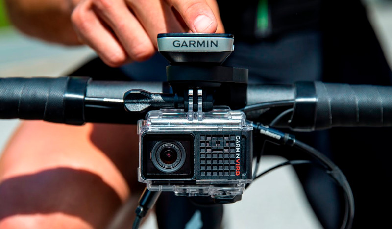 Garmin Virb Ultra 30: La cámara que te escucha