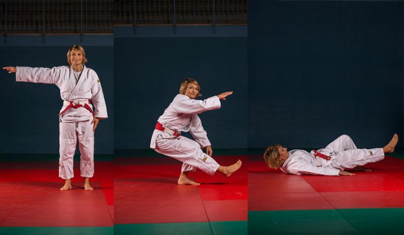 Ejercicios de judo: más fuerza, resistencia, velocidad... ¡y agilidad!