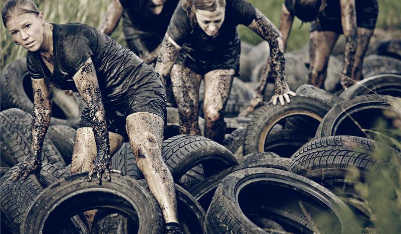 Pon en forma tu armario para una carrera de obstáculos