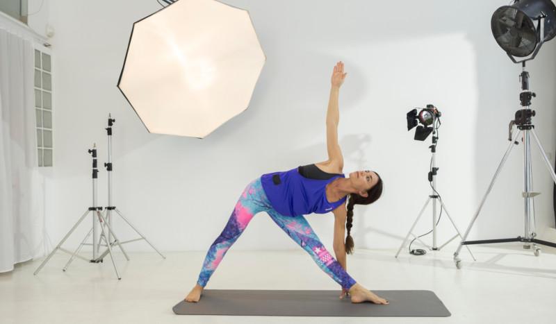 posturas de yoga para fortalecer abdomen