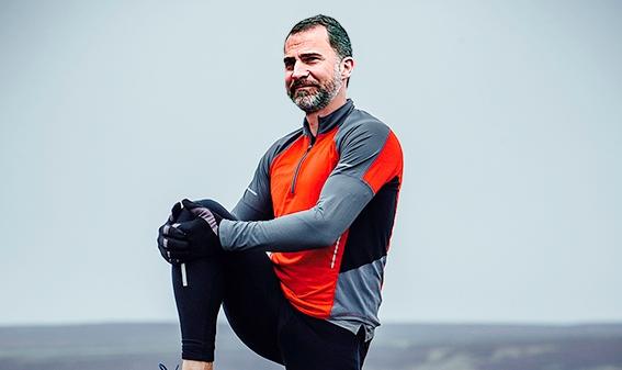 El Rey Felipe VI debutará en maratón