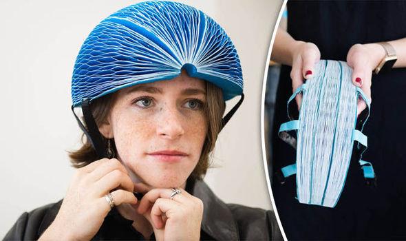 Eco Helmet, el casco ecológico