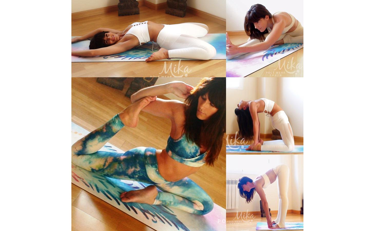 La Marca Mika Wear de Yoga llega a España