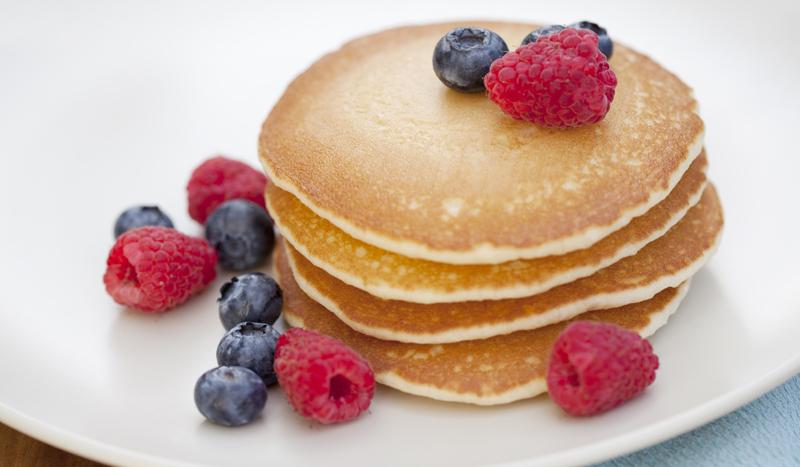 Recetas de tortitas de avena y almendras y de crepes proteicos