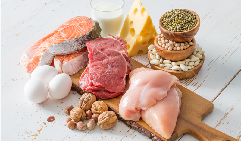 Los 12 alimentos con más proteína