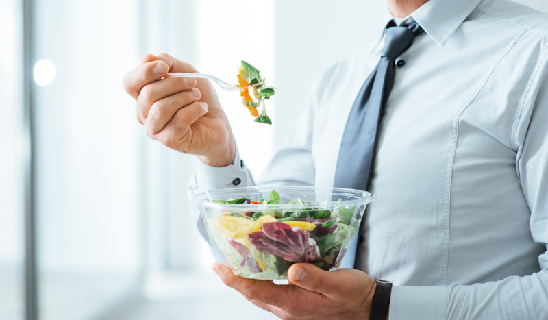 Fast good, comida rápida y muy saludable, ¡organiza así tu táper!