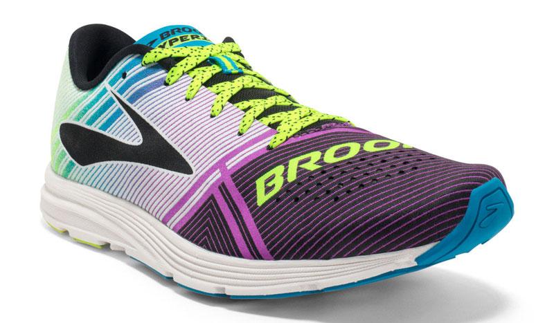 Brooks Hyperion, las zapatillas para correr de Saleta Castro