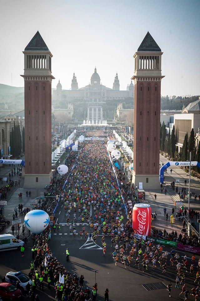 Cómo acelerar la recuperación tras un maratón
