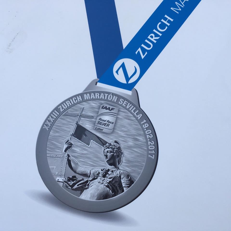 Últimas plazas para correr el Zurich Maratón de Sevilla