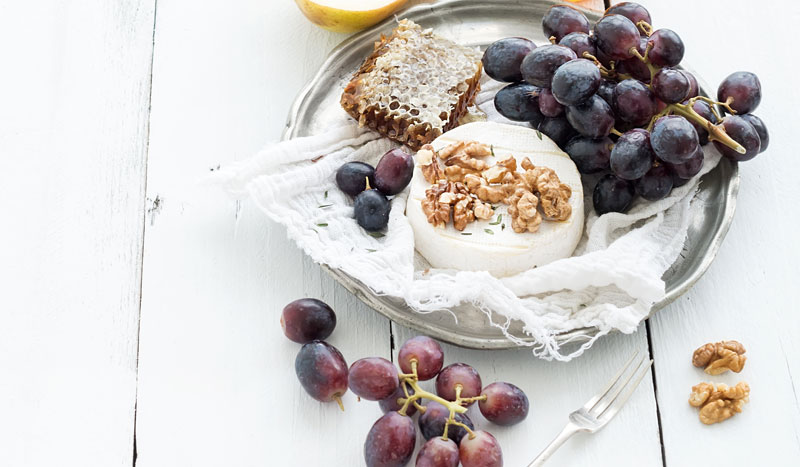 La uva, el superalimento antioxidante