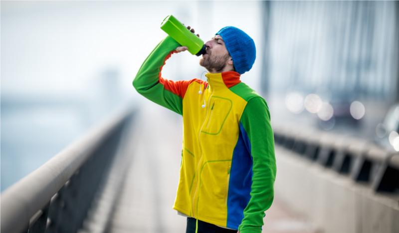 La importancia de hidratarse ¡también en invierno!