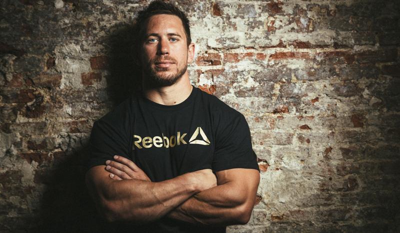 Entrevista a Dan Bailey, uno de los mejores atletas de CrossFit del momento