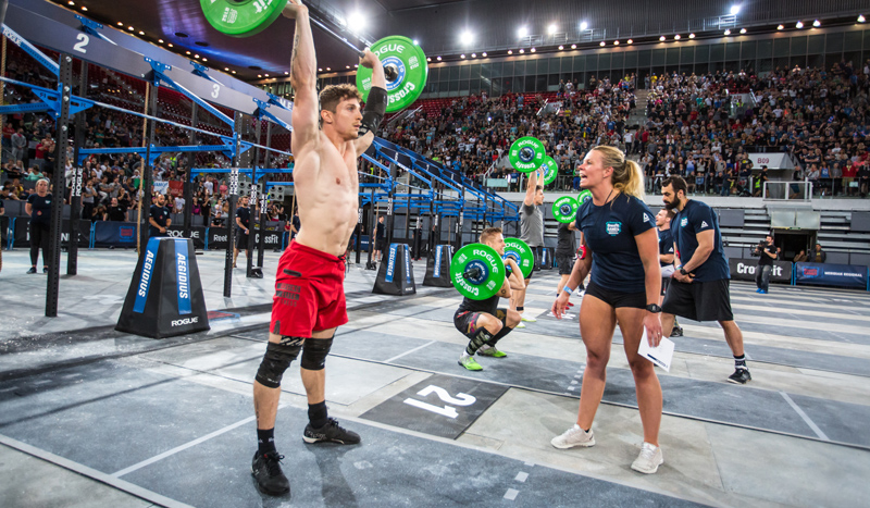 Cómo se compite en CrossFit: ¿qué son los Regionals?