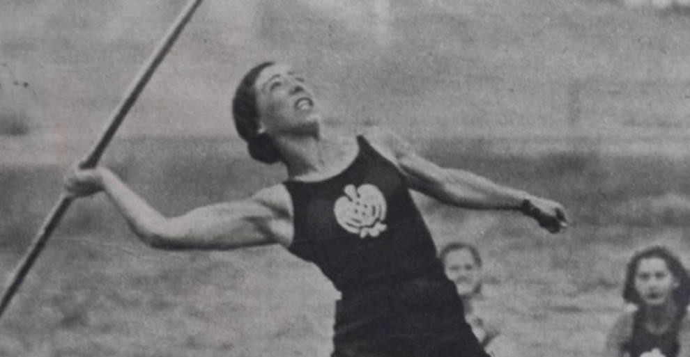 El libro que quiere contar la apasionante vida de Margot, pionera del deporte femenino
