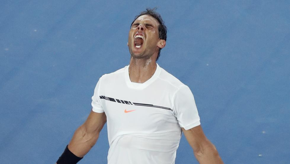 Rafa Nadal-Federer, final de leyenda el domingo en Australia
