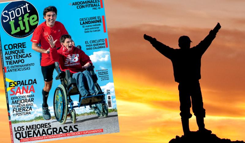 El número de febrero de Sport Life llega al quiosco con más corazón que nunca